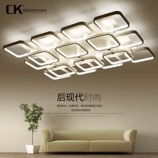 客厅灯长方形大气 LED吸顶灯后现代简约卧室灯个性创意餐厅灯具
