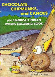 【预售】Chocolate, Chipmunks, and Canoes: An American Indian