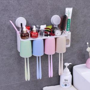 牙刷架浴室卫生间用品用具厨房家用生活创意实用<span class=H>居家</span>家居<span class=H>日用</span>品