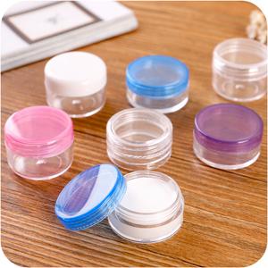 旅行便携化妆品分装瓶 乳液瓶眼霜面霜分装盒 试用装小样瓶子空瓶化妆品分装盒