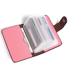 Personality Card Bag Men's and Women's Korean Card Set Multi-Card Credit Card Set Mini Card Bag Driver's License