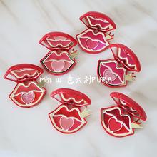 意大利PUPA限量版香吻皇冠 唇彩口红彩妆盒 现货 大红唇嘴唇