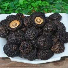 天然黑面香菇农家自产金钱菇蘑菇 小香菇干货土特产500g包邮可批