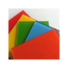 定制烤漆钢化玻璃  颜色可调 夹胶中空台面玻璃制作