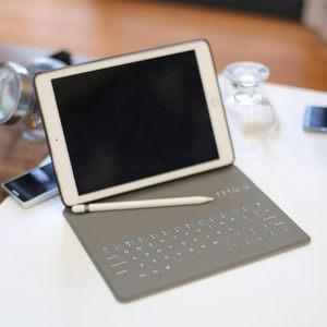 苹果<span class=H>ipad</span>键盘2018<span class=H>新</span>款保护套9.7英寸Pro10.5寸Air2网红mini4<span class=H>皮套</span>mini2蓝牙平板电脑超薄<span class=H>新</span>版壳子6全包边3硅胶