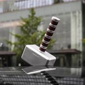 饰锤子个性 汽车外饰品车顶玩偶装 公仔搞笑拉风3D立体防水外部摆件