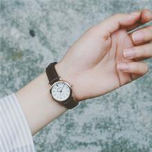 森女表韩版 韩国潮流时尚 简约皮带学生复古百搭小巧女生小清新手表