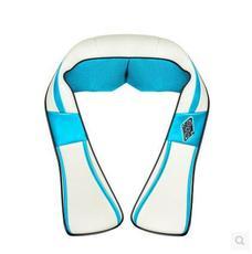 倍轻松breo3D无线揉捏加热按摩披肩颈部肩部按摩器锂电充电版
