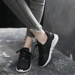 运动鞋女韩版ulzzang原宿风百搭女鞋秋冬2017新款加绒街拍跑步鞋韩版运动鞋