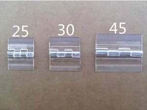 透明亚克力<span class=H>合页</span>/<span class=H>有机</span><span class=H>玻璃</span><span class=H>合页</span>/合叶塑料铰链 透明折页 <span class=H>有机</span>铰链