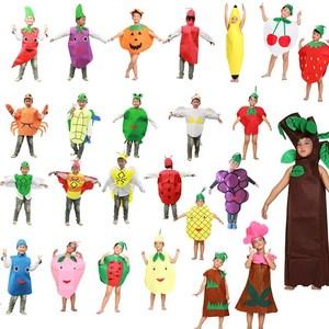 新款 span class=h>儿童 /span>女环保非报纸时装秀亲子走秀幼儿园