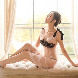 性感蕾丝情趣内衣激情套装透视装女用品诱惑制服女佣夜店网纱内衣