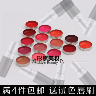 MAC魅可唇膏口红ruby woo chili see sheer cockney dare 试用装