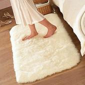 简约欧式长毛绒米柏咨满铺卧室床边地毯床前毯客厅茶几榻榻米地垫