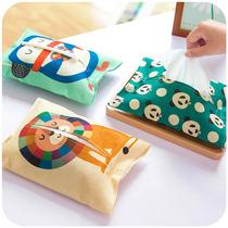卡通布艺纸巾抽创意家居生活用品日常实用居家日用百货小商品批发