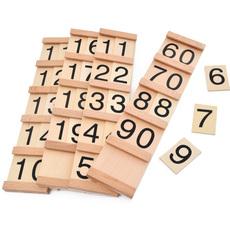 蒙氏教具 塞根板 蒙特梭利数学教具 儿童教育家庭版 益智玩具