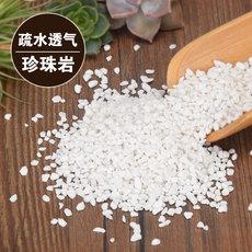 园艺拌土珍珠岩1-6mm大颗粒多肉叶插扦插增强透气性播种配土介质