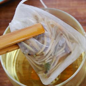 100个50*62mm抽线茶包袋 空茶袋 滤纸袋 一次性滤纸袋 泡茶袋茶包袋