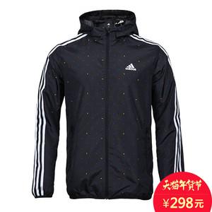 adidas阿迪达斯男子外套 16新品防风服运动茄克外套AY3784 AY3783运动风衣