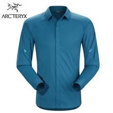 【18新品】Arcteryx 始祖鸟男款长袖衬衫  Elaho LS Shirt