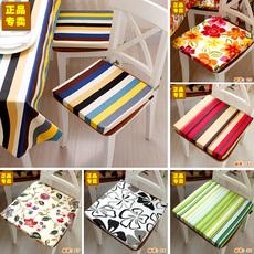 椅垫坐垫椅子垫子梯形可拆洗加厚餐桌套装欧式布艺四季餐椅垫座垫