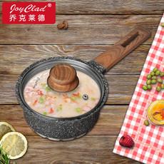 JoyClad德国麦饭石奶锅16cm不粘锅宝宝辅食锅煮面汤锅婴儿小奶锅