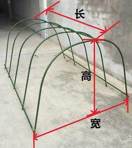 多肉遮阳棚温室<span class=H>花棚</span>网<span class=H>暖房</span>植物<span class=H>隧道</span>保温<span class=H>式</span>蔬菜支架阳台花房架种植