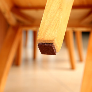 日本加厚自粘毛毡桌脚垫椅脚垫<span class=H>保护</span><span class=H>套</span> 桌子椅子垫高 <span class=H>地板</span><span class=H>保护</span>粘垫