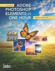 【预售】Adobe Photoshop Elements in One Hour: Windows