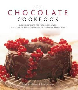 【预售】Chocolate: 135 Indulgent Recipes Shown in 260
