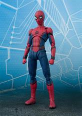 蜘蛛侠 英雄归来 SHF可动 小虫返校季 Spider-Man 手办模型