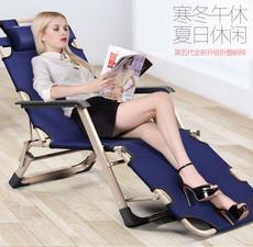 凉椅子躺椅折叠成人午睡椅子午休单人床办公室躺椅夏天休闲沙滩椅