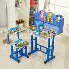 儿童学习桌椅套装儿童学生桌学习桌椅实木写字桌课桌书桌可升降