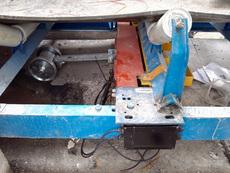 单托辊电子皮带秤 皮带秤厂订制 ISC-V1系列流动称重
