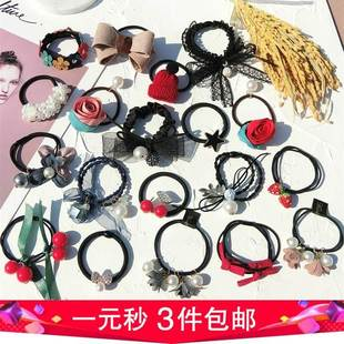 band to send wire rope accessories hair hoop hairpin