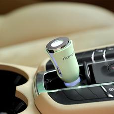 车载空气净化器除甲醛 汽车扩香机除异味车用空气负离子氧吧杀菌