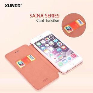 XUNDD iPhone 6 6S 7 8 / Plus Flip Case Cover 翻盖手机壳皮套