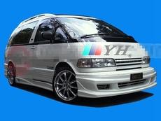 95-99年丰田TCR-10 大霸王 BOMEX款包围前杠后杠裙边