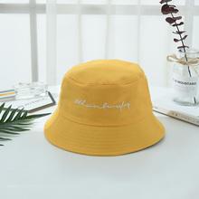 网红渔夫帽女日系夏遮阳帽大圆脸适合的帽子韩版宽檐防晒帽时尚潮