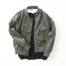 冬季潮牌ma-1飞行员夹克男士美国空军韩版棒球服潮流加厚冬装外套
