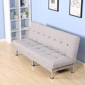 可折叠沙发床两用小户型多功能1.5米1.8客厅简约三人布艺懒人沙发