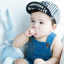 Baby Caps Soft Summer Baseball Cap Newborn Hat B