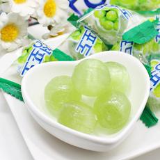韩国进口 乐天 青葡萄糖 水果味硬糖119g 进口零食品糖果可做喜糖