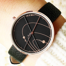 Korean version simple personality creative concept movement female student watch female trend Harajuku female watch quartz watch waterproof