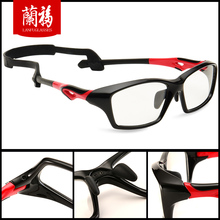 Basketball spectacles sports eyes can be matched with myopic men's ultra-light full-frame protective football TR90 goggles frame