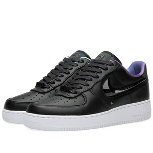 NIKE AIR FORCE 1 07 LV8 AS QS AF1 全明星北极光板鞋840855-001