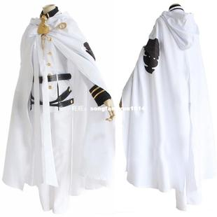 Anime Seraph Of The End Mikaela Hyakuya Adult Costumes For W