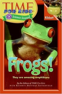 [英文原版]Frogs! (Time for Kids Science Scoops) [Paperback]