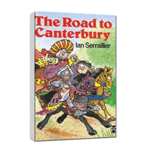 原版FICTION 11-14全球知名中学读物  The Road to Canterbury