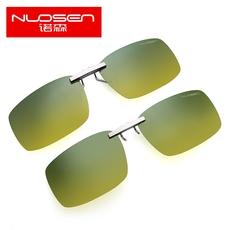 近视偏光镜夹片式日夜两用男女司机开车专用夜视驾驶墨镜太阳眼镜
